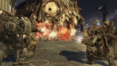 Microsoft buys rights to Gears of War franchise, new game in development | IGN News | Scoop.it