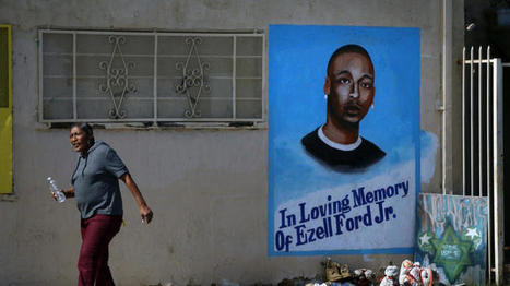 LAPD union president blasts commission ruling on Ezell Ford shooting | Police Problems and Policy | Scoop.it
