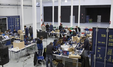 Fabricant la Barcelona del futur | #eduticblq | Scoop.it
