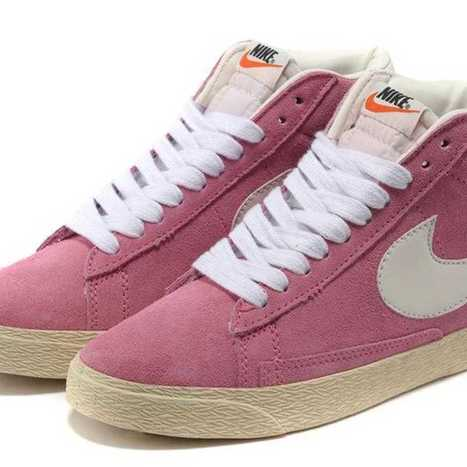 Ladies Pink Nike Blazers uk cheap sale get authentic | Nike Blazers Shoes Sale | Scoop.it