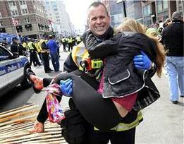Amid Boston horror, acts of kindness abound - TODAY.com | Clipping Book PR | Scoop.it