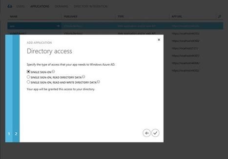Securing a Web API with Windows Azure AD and Katana   AspNet MVC   Scoop.it