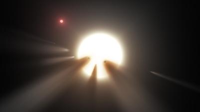 Essaim de comètes 2 – civilisation extraterrestre 0 | C@fé des Sciences | Scoop.it