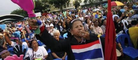 Nouvelle ère de tumultes politiques en Thaïland... | Thailande Info | Scoop.it