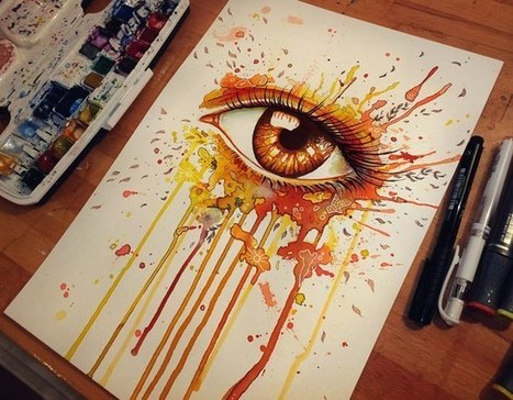 REALISTIC EYE | The Arts for the world | Scoop.it