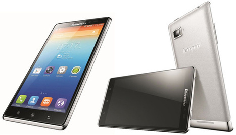 Lenovo launches the Vibe Z, its first LTE phone, plus three other handsets | 4G Times | Scoop.it