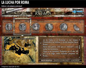 La Roma de César Augusto con las TIC | Mundo Clásico | Scoop.it