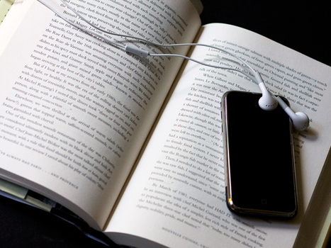 Where to get audio books - Tablets & E-readers computers | Web 2.0 Tools for English Teachers | Scoop.it