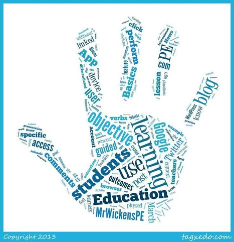 Innovative ICT in Education at Loughborough University | LCGS 2013 | Scoop.it