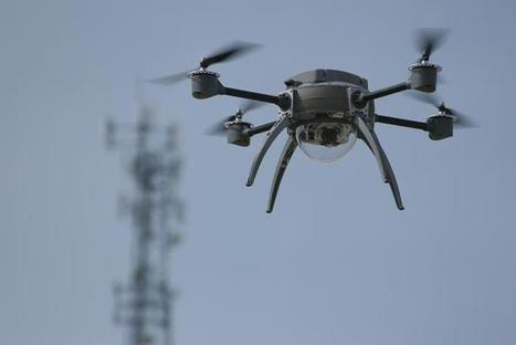 """Machine Quarantines and """"Persistent Drones""""   Outbreaks of Futurity   Scoop.it"""