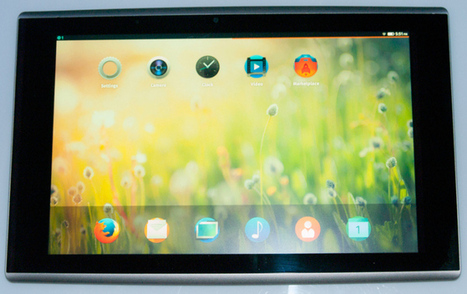 Firefox may beat Google to a web-based slate: Hello, Firefox OS tablet   Linux A Future   Scoop.it