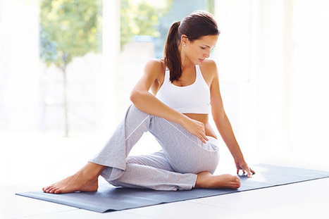 Three Aspects of Yoga Helps to Reduce Period Problems | | healthcare | Scoop.it