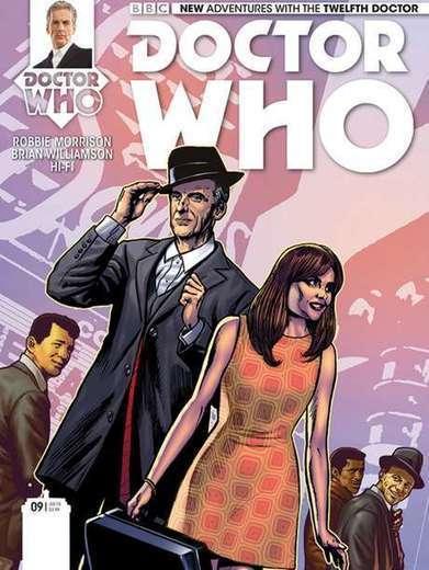 'Doctor Who' conocerá al 'Rat Pack' en el cómic 'Gangland' - Terra Chile   In the name of the Doctor   Scoop.it