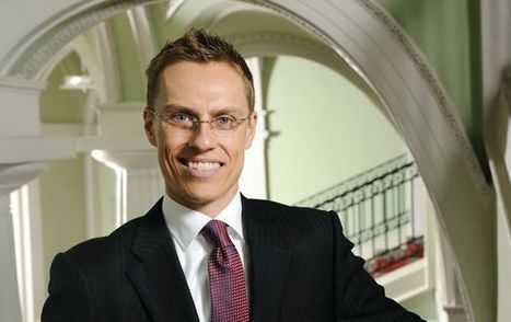 Stubb tilasi vision nuorilta: Entistä tiiviimpi EU - Talouselämä   Eurooppalaisuus ja Euroopan unioni   Scoop.it