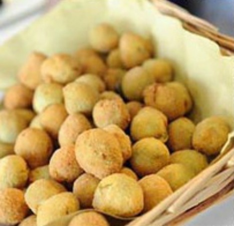 Stuffed Olives Ascolana Style Recipe - Olive all'Ascolana 1/2 | Le Marche and Food | Scoop.it
