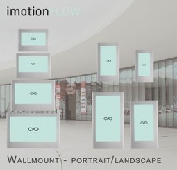 Infinitus Launch of new outdoor LCD product line imotion FLOW   Digital Signage and Digital Out-Of-Home News   Scoop.it