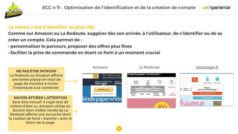 Sites ecommerce : optimisation de l'identification et de la création de compte  | e-commerce  - vers le shopping web 3.0 | Scoop.it