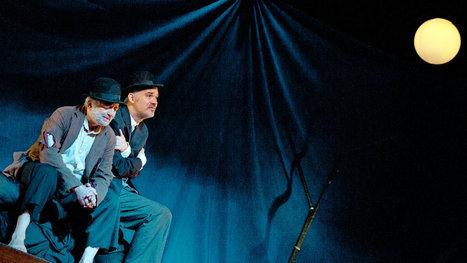 'Waiting for Godot' at Origin's 1st Irish Festival - New York Times | The Irish Literary Times | Scoop.it