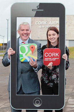 Cork Airport is first in Ireland to offer Google Indoor Street View   Travel and Technology   Scoop.it