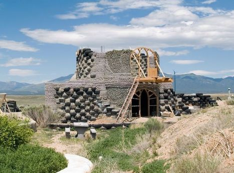 Earthship : une solution pour un avenir plus écologique ? | Sustainable imagination | Scoop.it