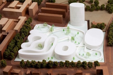 SANAA Unveils Winning Design For [Spaghetti] Milanese Campus | The Architecture of the City | Scoop.it