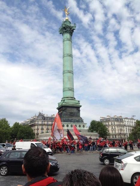 Des anarchistes à la Bastille ? | Epic pics | Scoop.it