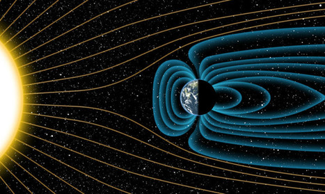 Earth's magnetic field may be 4 billion years old - Futurity | MishMash | Scoop.it