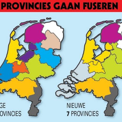 Plasterk wil zeven provincies | Binnenlandse Zaken en Koninkrijksrelaties (BZK) | Scoop.it