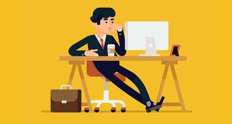 Pourquoi les Français détestent leurs bureaux | Teletravail et coworking | Scoop.it
