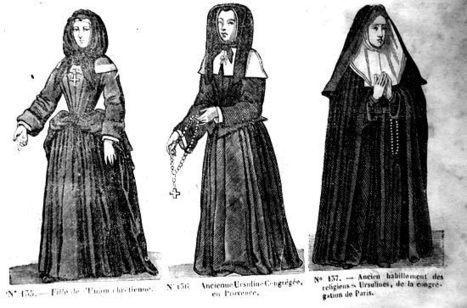 Costumes religieux partie 3 | GenealoNet | Scoop.it