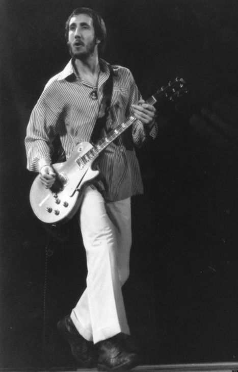 June 7th, 1970: Pete Townshend Throws Me His Guitar - The Cliff Notes Version - Huffington Post | Around the Music world | Scoop.it