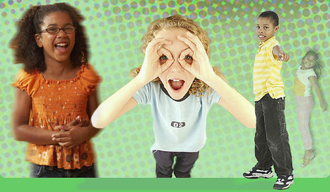 See All You Can See :: The National Eye Institute's [NEI] website for kids | ScienceStuff | Scoop.it