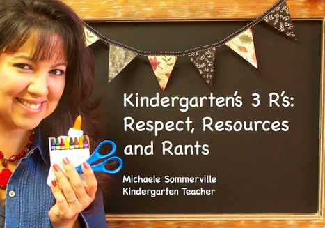 Don't Be Afraid to... | Kindergarten | Scoop.it