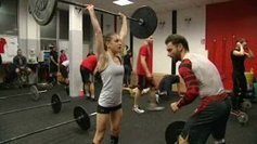 "A la découverte du CrossFit, une discipline ""tendance"" en Isère - France 3 