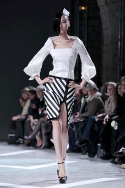 Julien Fournié Couture Spring Summer 2013 Paris | Julien Fournié | Scoop.it