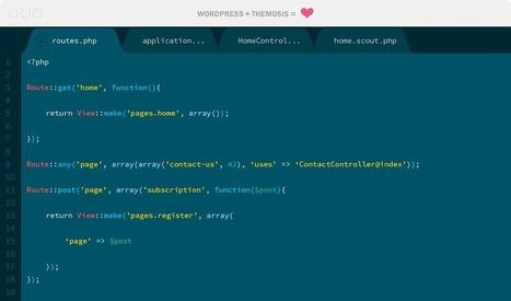 Themosis framework - A framework for WordPress developers | bod-Wordpress | Scoop.it