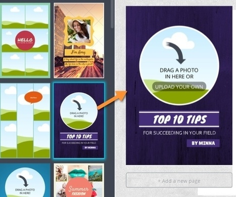 Visual Web: 5 Tools to Create Eye Catching Images for Social Media | Web Tools | Scoop.it