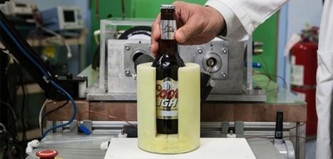 General Electric vous permet de rafraîchir votre bière avec des aimants | L'énergie est notre avenir, comprenons-la | Scoop.it
