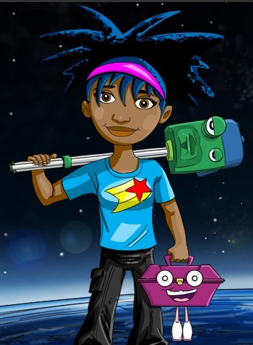Mosa Mack: Science Detective - Science Mysteries Grades 4 - 8 | The Inquiring Librarian | Scoop.it