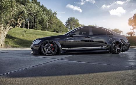 Mercedes-Benz S-CLASS | Mercedes-Benz Picture | Scoop.it