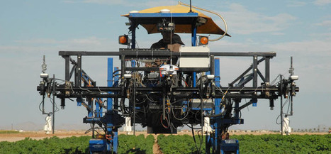 Upcoming Webinar - Part One of Field Phenomics: Developing and Using a Sensor Array - eXtension | rosescackle | Scoop.it