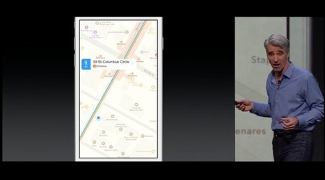 Apple Maps is getting a really useful feature that Google Maps doesn't have   Cartographie XY   Scoop.it