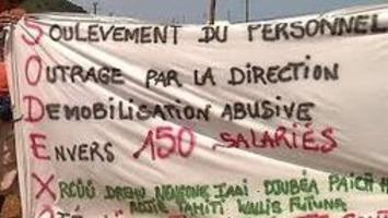 Nouvelle-Calédonie : 300 personnes manifestent contre l'usine de Vale | Tahiti Info | Kiosque du monde : Océanie | Scoop.it