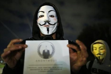 Les nombreux visages d'Anonymous - LaPresse.ca | We Are Anonymous | Scoop.it