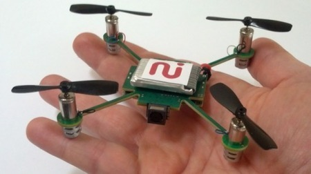 A US$49 personal autonomous micro UAV? | Robots and Robotics | Scoop.it