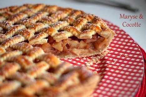 Le dessert du jour : Apple Pie | Cuisine & Déco de Melodie68 | Scoop.it