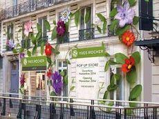 Un nouveau concept store Yves Rocher ouvrira... - LSA | Pop-up shop, concept-store, new forms of retail | Scoop.it