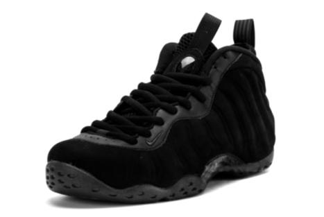Nike Air Foamposite One 'Black Suede' Release Date • EQUNIU   Street Fashion   Scoop.it