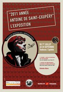 L'année Antoine de Saint-Exupéry à Toulouse   GenealoNet   Scoop.it