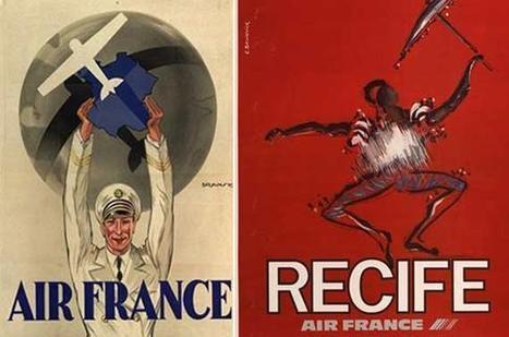 Les trésors cachés du patrimoine d'Air France attendent toujours leur musée   Patrimoine d'entreprise   Scoop.it